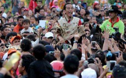5 Kompasianer Beropini tentang Paspampres Jokowi