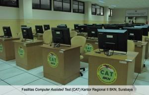 Seleksi CPNS 2013, Dipastikan Menggunakan Sistem Computer Assisted Test (CAT)