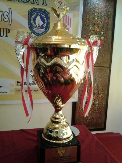 Parade Juara: Turnamen Bridge International 9th KEPRI Cup