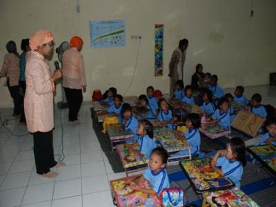 50 Guru PAUD Meraih Beasiswa S1