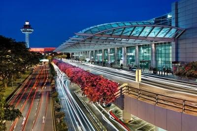 Transit di Changi: Dimanja Bagai Raja
