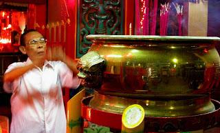 Tahun Baru Imlek, Kebudayaan Cina di Indonesia