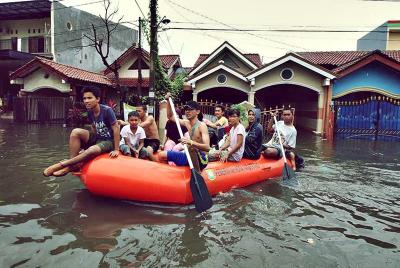 3 Penyakit Khas Bencana Banjir