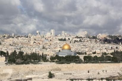 Yerussalem, Satu Kota Tiga Agama