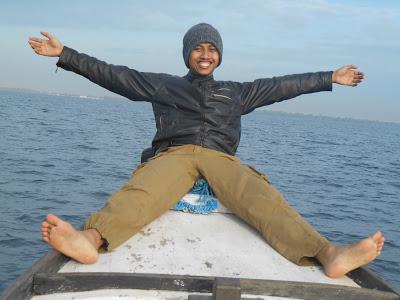 Serunya Memancing Ikan Tenggiri di Sangatta, Kutai Timur