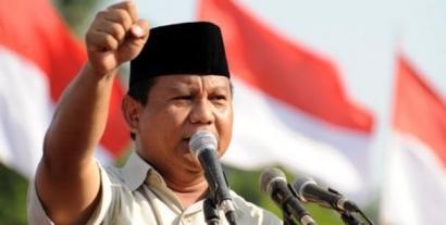 Prabowo; Sosok Bung Karno di Era Modern