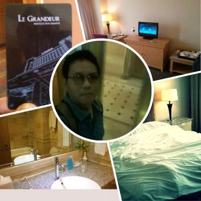 Pengalaman Menginap di Hotel Le Grandeur Mangga Dua