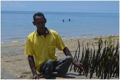 Hasan Gorang, Seorang Lelaki dengan Lautnya
