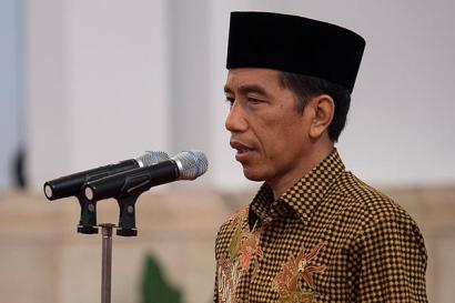 Jokowi juga Perintahkan Hajar Kapal Perang Asing