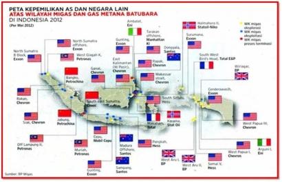Asing Kuasai dan Rusak Potensi Indonesia
