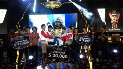 DragonNest World Championship 2014: IdiocyFTW, Persembahkan Gelar Juara Kedua bagi Indonesia