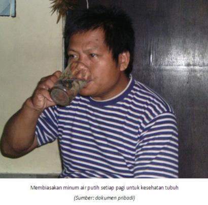 Minum Air Putih dengan Sejuta Manfaat Sehat