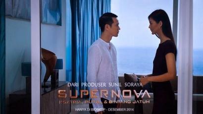 "Review ""Supernova: Ksatria, Putri dan Bintang Jatuh"": Sinematografi Yahud, Akting Rasa Sinetron? Pandangan Seorang Truedee"