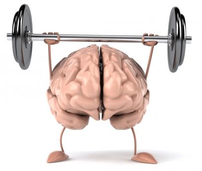 "Mem ""Fitness""kan Otak/Pikiran Kita"