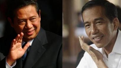 Beda Jokowi dengan SBY
