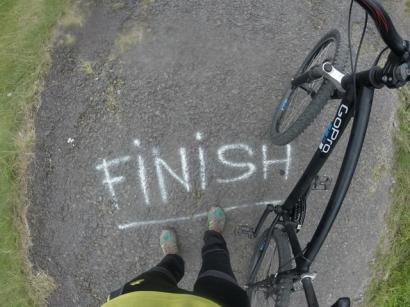 Mengayuh Pedal di Punggung Telomoyo