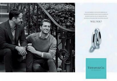 Ada Pasangan Gay di Tiffany's