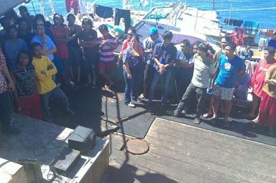 FSPILN: Rapat Lintas Instansi Harus Dilakukan Guna Selesaikan Perkara 203 ABK Trinidad and Tobago