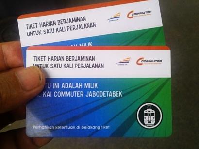 Masalah e-Ticket, Transjakarta Harus Belajar pada Kereta Api Indonesia.