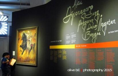 Diponegoro dari Sudut Pandang Pekerja Seni