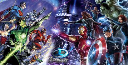 Aquaman Diperkenalkan, Bisakah Justice League Kalahkan The Avengers?