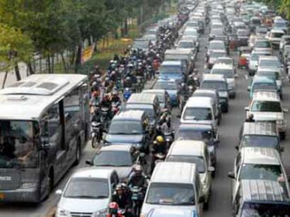 Mengatasi Kemacetan Dibutuhkan Kesadaran Masyarakat