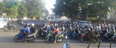 Tiga Modus Pengendara Motor Jakarta