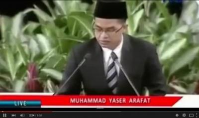 Al-Quran dibaca dengan Langgam Jawa, Tidak sadarkah anda dengan cerita kaum terdahulu ?