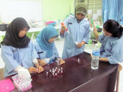 Mahasiswa Universitas Brawijaya Lakukan Penelitian untuk Pengembangan Alat Deteksi Cepat Multiparameter Zat Aditif Bahan Pangan