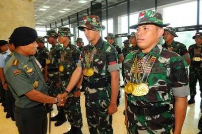 TNI Juara Dunia, Kopassus Rangking Elite Dunia