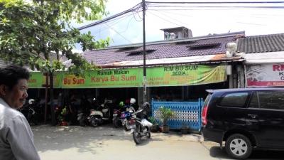 Menikmati Makan Siang di Kinibalu Samarinda