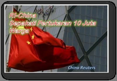 Hubungan Mesra Presiden Jokowi dengan China (Menuju Hilangnya sebuah Kedaulatan)