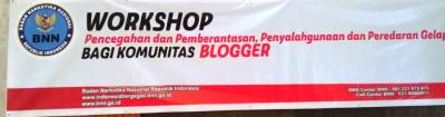 Peran Serta Ibu (Blogger) Menyukseskan Gerakan Indonesia Anti Narkoba