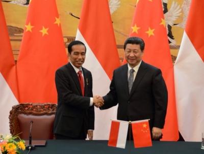Jokowi Bangun Poros Jakarta-Beijing