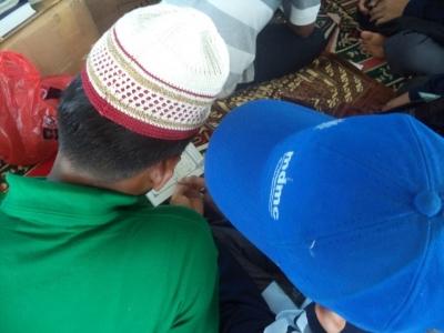 Taman Pendidikan Al-Quran(TPQ) bagi Muslim Rohingya