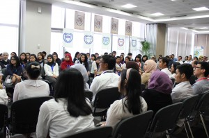 Welcoming And Graduation Mt Star 2013 – 2014 by Groupe Danone Indonesia