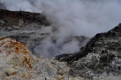 Kawah Ratu Gunung Salak : Keindahan yang Eksotis dan Penuh Mistis