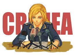 Crimea, antara Diplomasi Wanita dan Kekuatan New Media