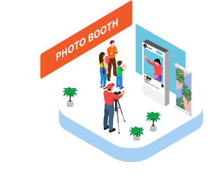 photo booth menu